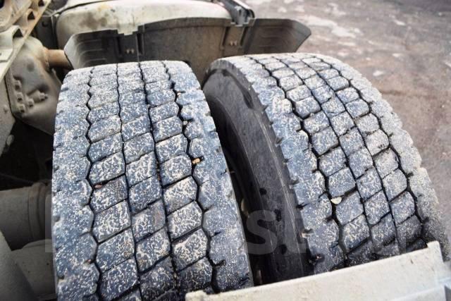 Scania R124. Седельный тягач Topline. Год выпуска - 2000, 11 700куб. см., 18 000кг.