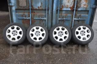 Колеса 5x112 205/55R16 оригинал Audi Volkswagen VW Seat Skoda. 7.0x16 5x112.00 ET42 ЦО 57,1мм.