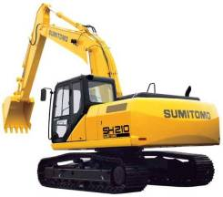 Редуктор хода. Sumitomo: SH100-2, SH330LC-5, SH350HD-3, SH55U-2, SH75. Под заказ