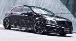 Обвес кузова аэродинамический. Mercedes-Benz A-Class, W176. Под заказ