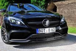Обвес кузова аэродинамический. Mercedes-Benz C-Class, W205. Под заказ
