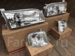 Фара. Toyota Sprinter Carib, AE115G, AE114G, AE111G. Под заказ