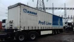 Krone SD. П/прицеп шторный krone sd 2011 3634 коники короба, 39 000 кг.