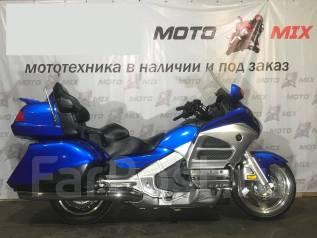 Honda GL 1800. 1 800 куб. см., исправен, птс, без пробега