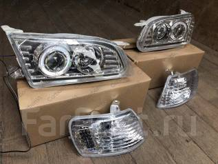 Фара. Toyota Corolla, EE111, CE114, AE111, CE110, AE110, AE114