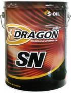 S-Oil Seven Dragon. Вязкость 5W-40, полусинтетическое