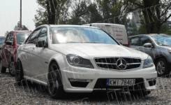 Обвес кузова аэродинамический. Mercedes-Benz C-Class, W204. Под заказ