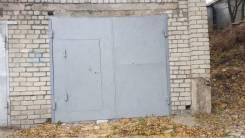 Гаражи капитальные. улица Угловая 48, р-н Сахпоселок, 38,0кв.м., электричество, подвал. Вид снаружи