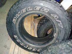 Bridgestone Dueler A/T 697. Грязь AT, износ: 5%, 4 шт