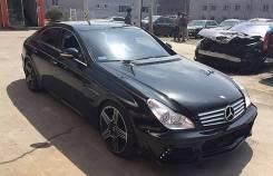 Обвес кузова аэродинамический. Mercedes-Benz CLS-Class. Под заказ