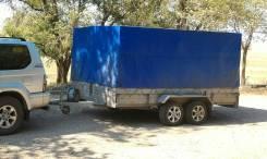 ЛАВ 81013А, 2012. Прицеп легковой, 750 кг.