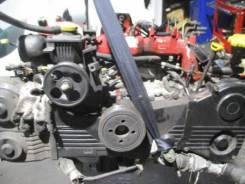 Двигатель в сборе. Subaru Impreza WRX STI, GC8 Двигатели: EJ20, EJ207