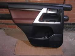 Обшивка двери. Toyota Land Cruiser, URJ202, VDJ200, URJ202W, J200 Двигатели: 1VDFTV, 1URFE, 3URFE