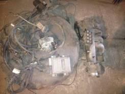 Газобалонное оборудование. Nissan X-Trail