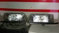 Фара. Nissan Primera, P10, HP10, HNP10 Двигатели: SR18DE, SR20DE