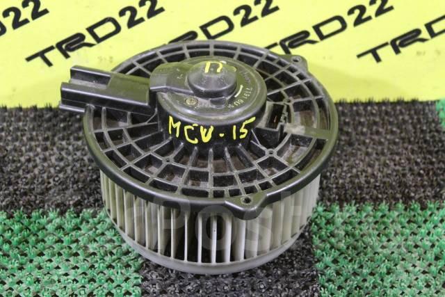 Мотор печки. Lexus GS430, JZS160, UZS161 Lexus GS300, UZS161, JZS160 Lexus RX300, MCU15 Toyota Origin, JCG17 Toyota Aristo, JZS161, JZS160 Toyota Prog...