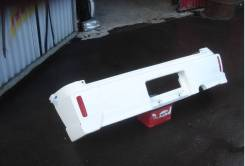 Бампер. Nissan Cube, Z10