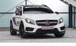 Обвес кузова аэродинамический. Mercedes-Benz GLA-Class, X156. Под заказ