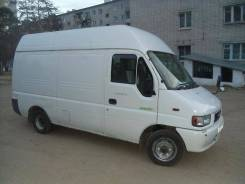 Isuzu Elf. Продам хороший, вместительный фургон, 3 100 куб. см., 2 000 кг.