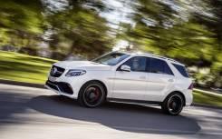 Обвес кузова аэродинамический. Mercedes-Benz GLC, X253. Под заказ