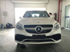 Обвес кузова аэродинамический. Mercedes-Benz GLE, W166. Под заказ