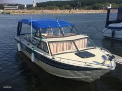 Sylvan 2300 Offshore. 1997 год год, длина 8,00м., двигатель стационарный, 250,00л.с., бензин. Под заказ