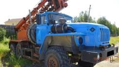 Урал 4320. Бурильная машина МРК-750А4 на шасси УРАЛ-4320-1151-41
