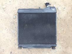 Радиатор охлаждения двигателя. Honda Jazz Honda Fit, LA-GD3, LA-GD4, LA-GD2, LA-GD1, UA-GD1 Двигатели: L13A1, L13A2