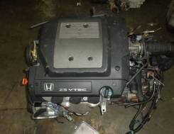 Двигатель в сборе. Honda Saber, UA4 Honda Inspire, UA4 Двигатель J25A