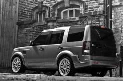 Обвес кузова аэродинамический. Land Rover Discovery, L319 Двигатели: 276DT, AJ126, LRV6, 306DT, 30DDTX, 508PN. Под заказ