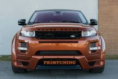 Обвес кузова аэродинамический. Land Rover Range Rover Evoque, L538 Двигатели: 204PT, INGENIUM, 224DT, AJ200. Под заказ