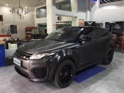 Обвес кузова аэродинамический. Land Rover Range Rover Evoque, L538 Двигатели: 204PT, 224DT. Под заказ