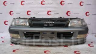 Ноускат. Toyota Caldina, AT191, CT190, CT190G, AT191G, ST195, ST191G, ST195G, ST191 Двигатели: 7AFE, 3SGE, 3SFE, 2CT
