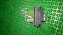 Реостат печки. Hyundai Accent Двигатель G4EK