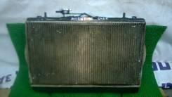 Радиатор охлаждения двигателя. Hyundai Accent Двигатель G4EK