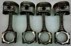 Блок цилиндров. Hyundai: Tucson, Sonata, Trajet, Tiburon, ix35, Avante, Coupe, Tuscani, Elantra Двигатель D4BB