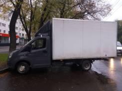 ГАЗ Газель Next A22R32. Газель Nekst, 2 800 куб. см., 2 000 кг.