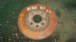 Диск тормозной Daewoo Nexia, передний