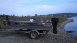 Abati. Год: 1997 год, длина 4,10м., двигатель стационарный, 25,00л.с., бензин