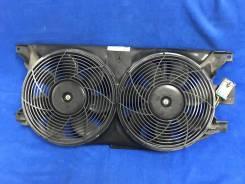 Вентилятор охлаждения радиатора. Mercedes-Benz M-Class, W163 Двигатели: M111E23, M112E32, M112E37, M113E43