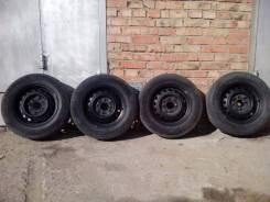Bridgestone B250. Летние, износ: 50%, 4 шт