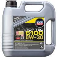 Liqui Moly Top Tec. Вязкость 0W-30, синтетическое