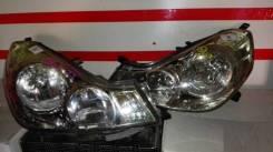 Фара. Nissan Wingroad, Y12 Двигатель HR15DE