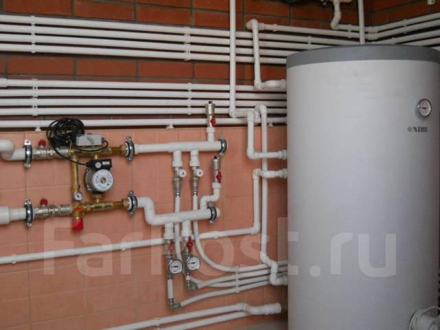 Сантехник: монтаж труб, засор, водонагреватель, смеситель, унитаз, ванна