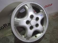 Toyota. 6.0x15, 5x114.30, ET50, ЦО 60,0мм.