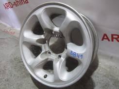 Mitsubishi. 7.0x15, 6x139.70, ET10, ЦО 108,0мм.
