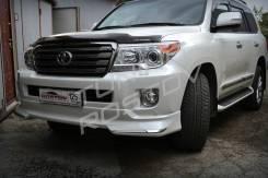 Обвес кузова аэродинамический. Toyota Land Cruiser, URJ200, URJ202, VDJ200, URJ202W