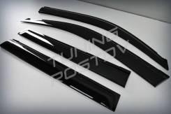 Ветровик на дверь. Toyota Land Cruiser Prado, GRJ151, GRJ150, GRJ150L, GRJ150W, KDJ150L, GDJ150L, GDJ151W, GRJ151W, TRJ150, TRJ150W, GDJ150W