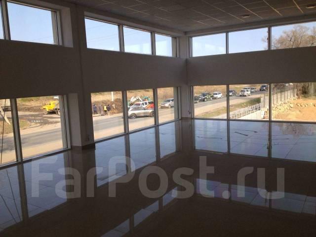 Сдача в аренду торговых площадей от 5 кв. м. 1 000 кв.м., владивосток. Вид из окна