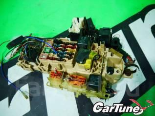 Блок предохранителей. Toyota Soarer, JZZ30, UZZ30, UZZ31, UZZ32, JZZ31 Двигатели: 1UZFE, 2JZGE, 1JZGTE